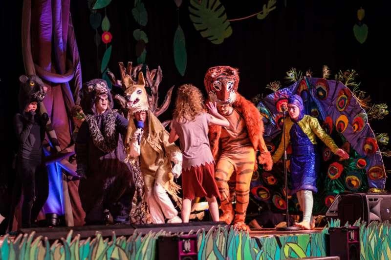 Die Dschungeltiere sind los - Bild 36