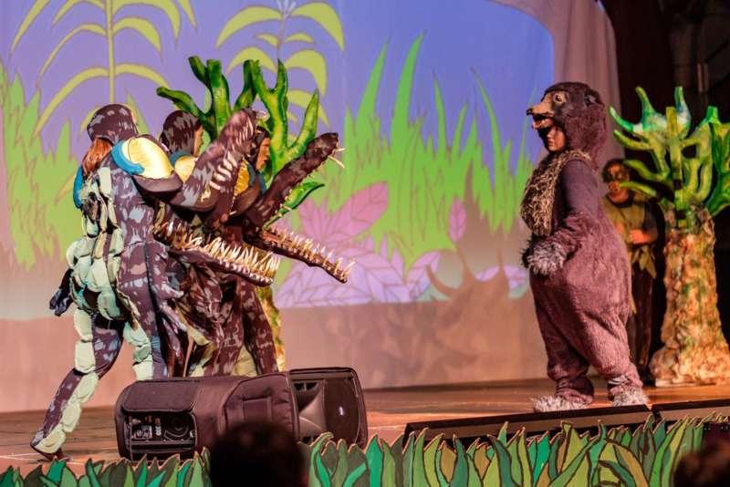Die Dschungeltiere sind los - Bild 37