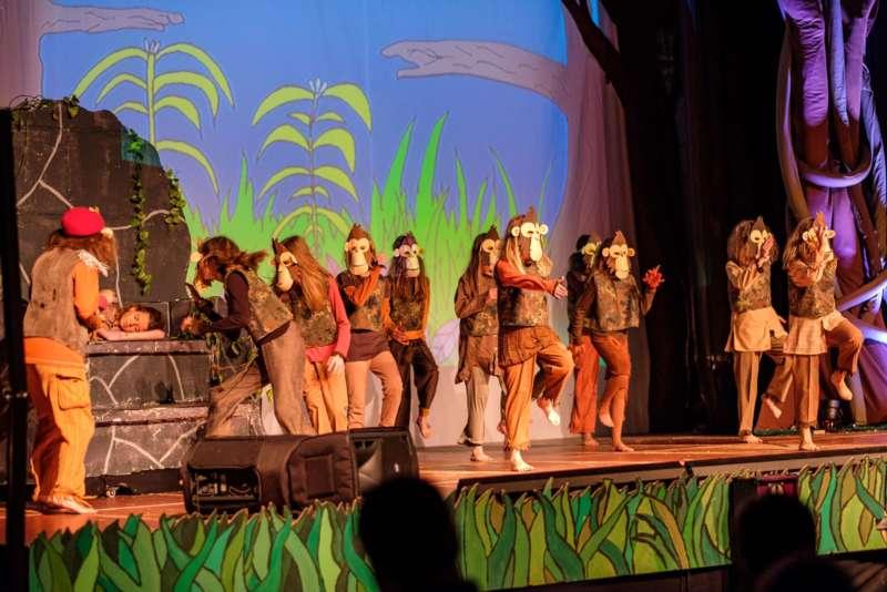 Die Dschungeltiere sind los - Bild 42