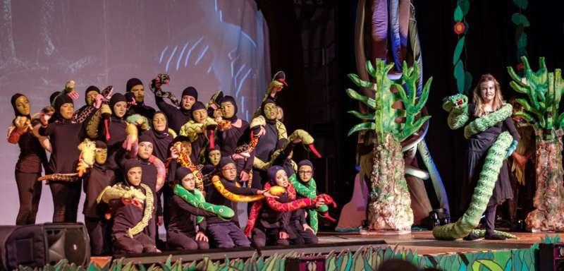 Die Dschungeltiere sind los - Bild 56