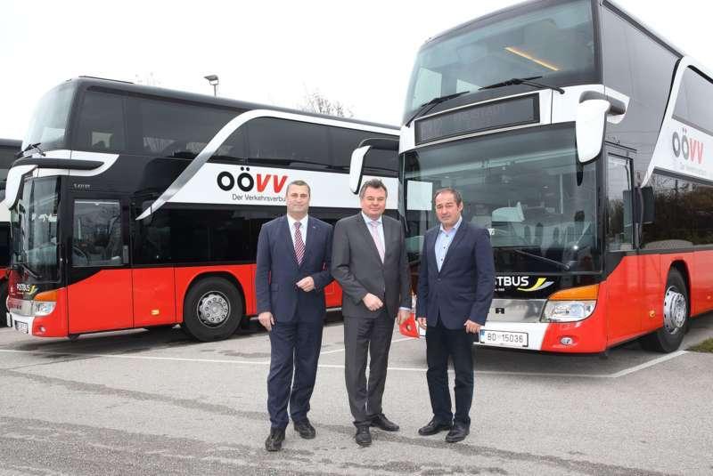 Neues Verkehrskonzept Freistadt Nimmt Mit Fahrplanwechsel