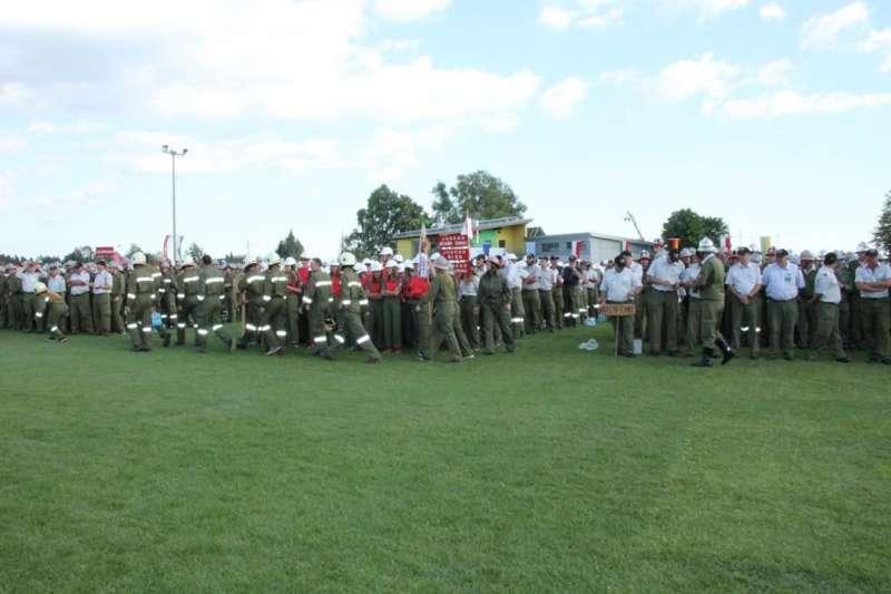 Schlussveranstaltung und Siegerehrung am FF-Landesbewerb Rainbach/Mkr. - Bild 6