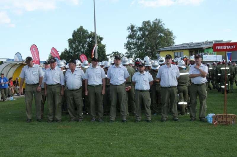 Schlussveranstaltung und Siegerehrung am FF-Landesbewerb Rainbach/Mkr. - Bild 8
