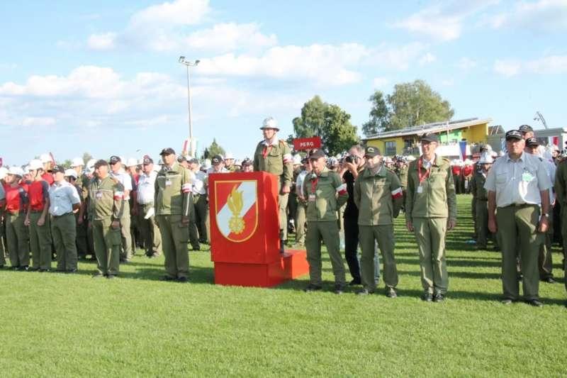 Schlussveranstaltung und Siegerehrung am FF-Landesbewerb Rainbach/Mkr. - Bild 21