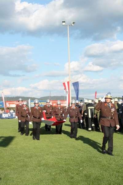 Schlussveranstaltung und Siegerehrung am FF-Landesbewerb Rainbach/Mkr. - Bild 22