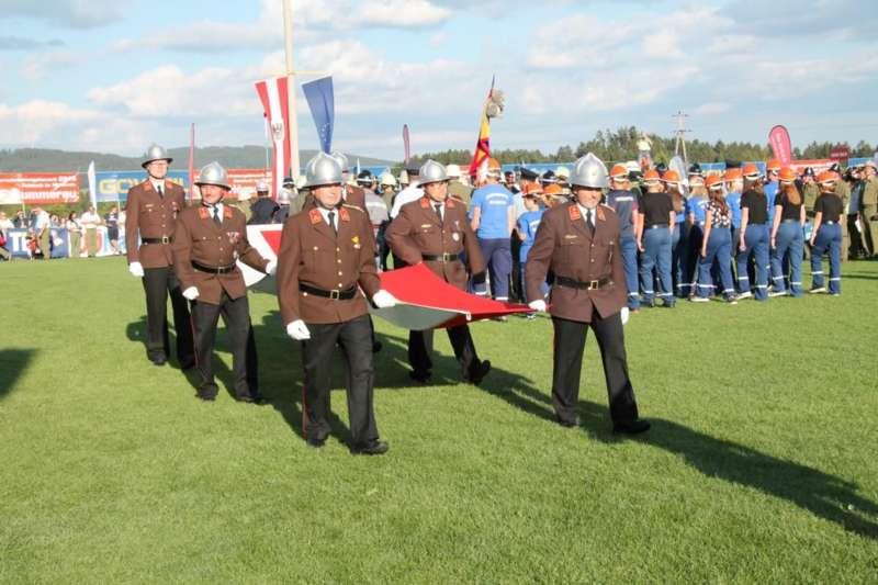 Schlussveranstaltung und Siegerehrung am FF-Landesbewerb Rainbach/Mkr. - Bild 40
