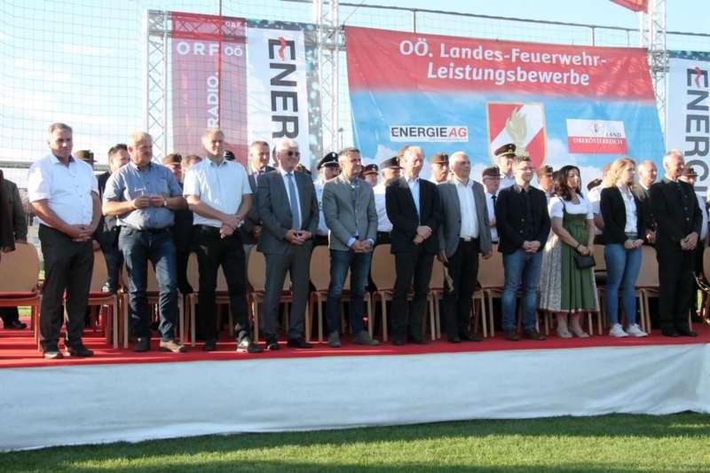 Schlussveranstaltung und Siegerehrung am FF-Landesbewerb Rainbach/Mkr. - Bild 52