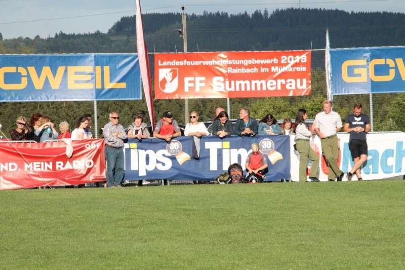 Schlussveranstaltung und Siegerehrung am FF-Landesbewerb Rainbach/Mkr. - Bild 59