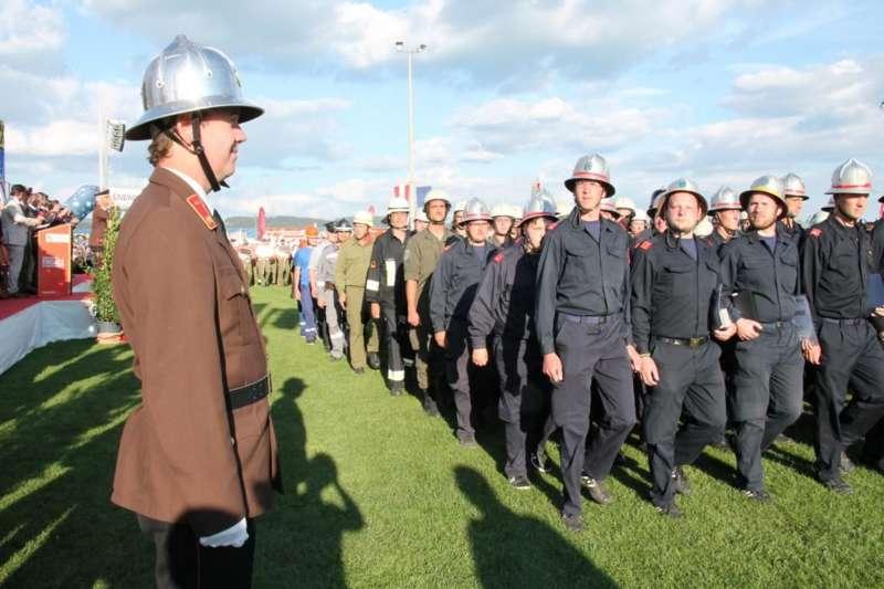 Schlussveranstaltung und Siegerehrung am FF-Landesbewerb Rainbach/Mkr. - Bild 63