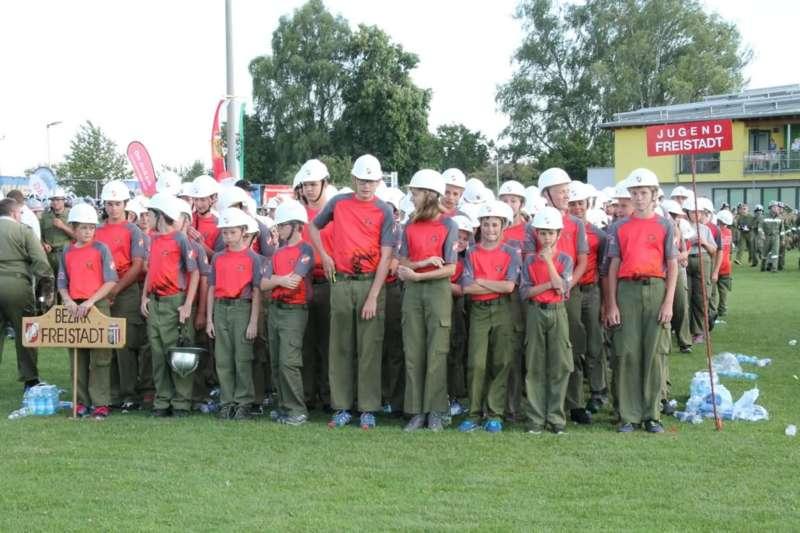 Schlussveranstaltung und Siegerehrung am FF-Landesbewerb Rainbach/Mkr. - Bild 72