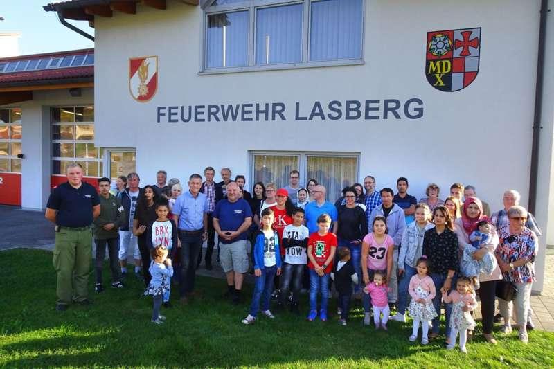 Neubrger lernten die Gemeinde Lasberg kennen - entrance-test.com