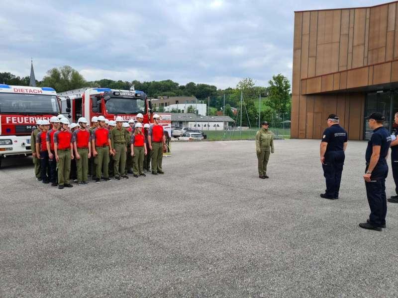 Feuerwehrjugend-Leistungsabzeichen in Gold - Bild 9