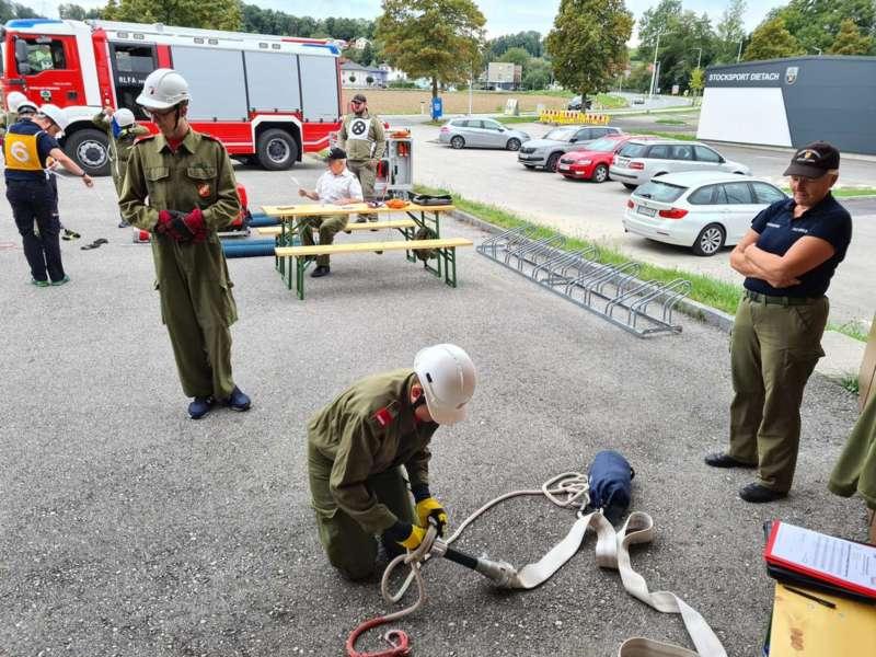 Feuerwehrjugend-Leistungsabzeichen in Gold - Bild 11