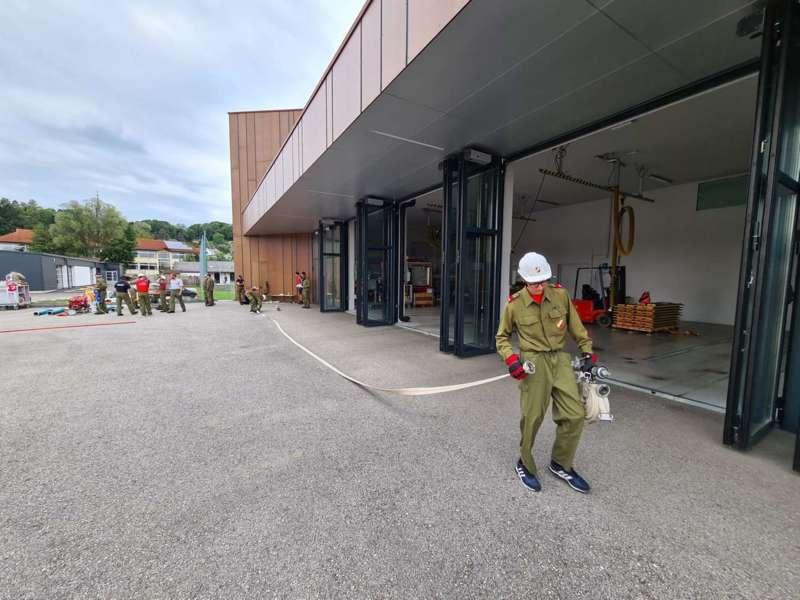 Feuerwehrjugend-Leistungsabzeichen in Gold - Bild 15