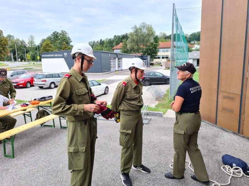 Feuerwehrjugend-Leistungsabzeichen in Gold - Bild 22