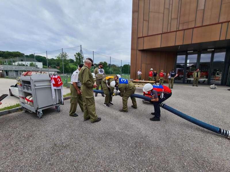 Feuerwehrjugend-Leistungsabzeichen in Gold - Bild 26