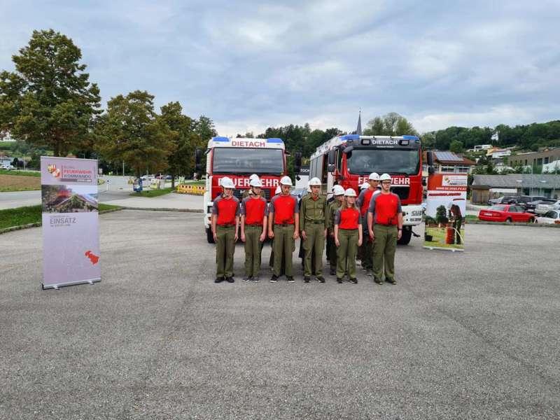 Feuerwehrjugend-Leistungsabzeichen in Gold - Bild 27