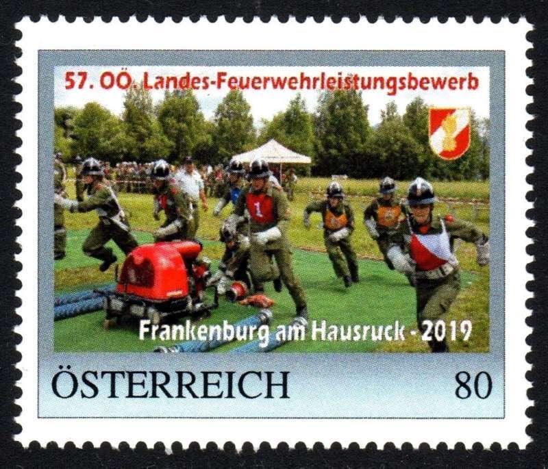 Eigene Briefmarken