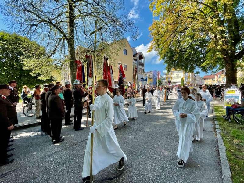 Begrüßungsfeier für den neuen Pfarrer Reinhard Bell - Bild 3