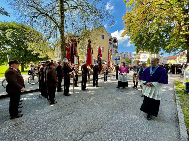 Begrüßungsfeier für den neuen Pfarrer Reinhard Bell - Bild 4