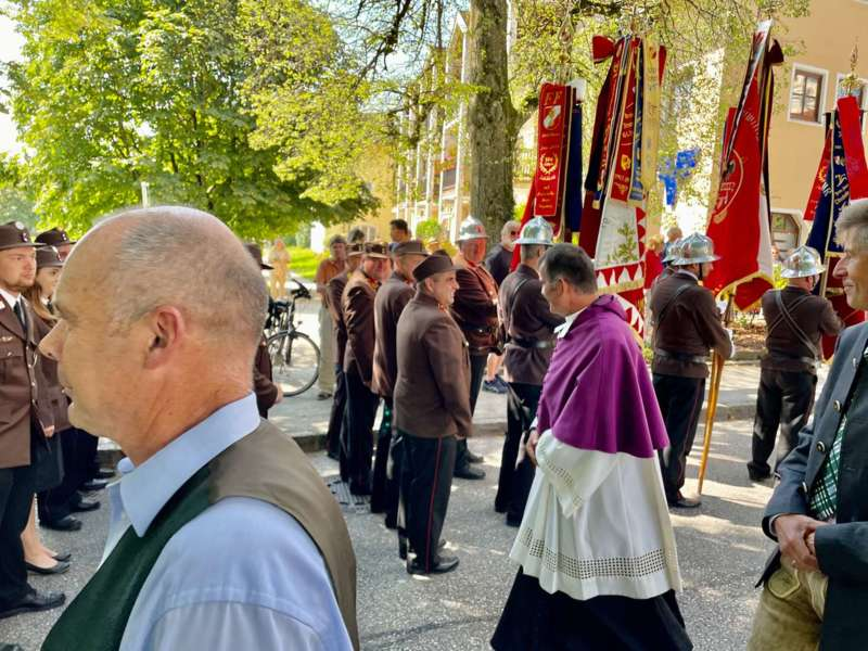 Begrüßungsfeier für den neuen Pfarrer Reinhard Bell - Bild 5