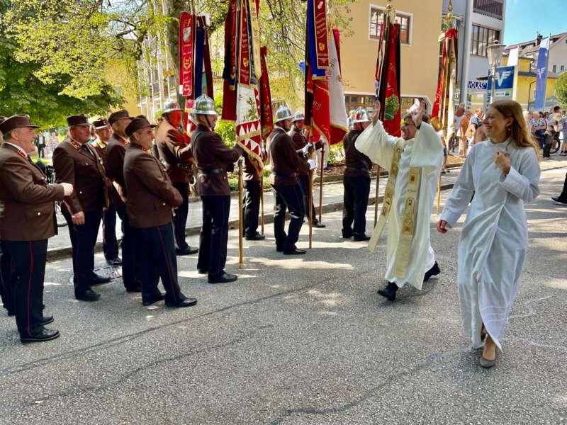 Begrüßungsfeier für den neuen Pfarrer Reinhard Bell - Bild 6