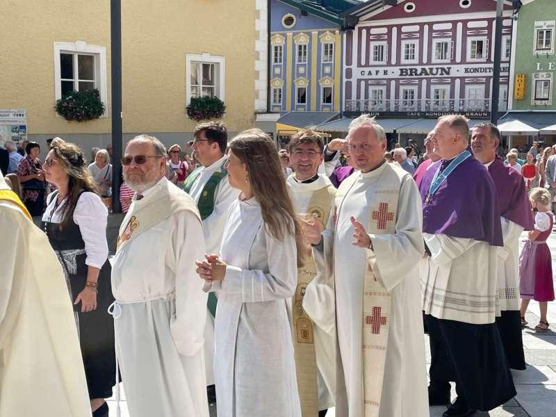 Begrüßungsfeier für den neuen Pfarrer Reinhard Bell - Bild 19