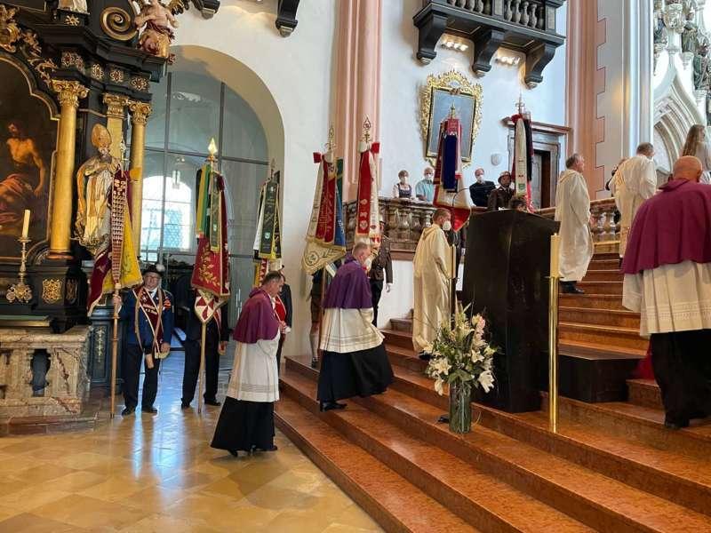 Begrüßungsfeier für den neuen Pfarrer Reinhard Bell - Bild 22