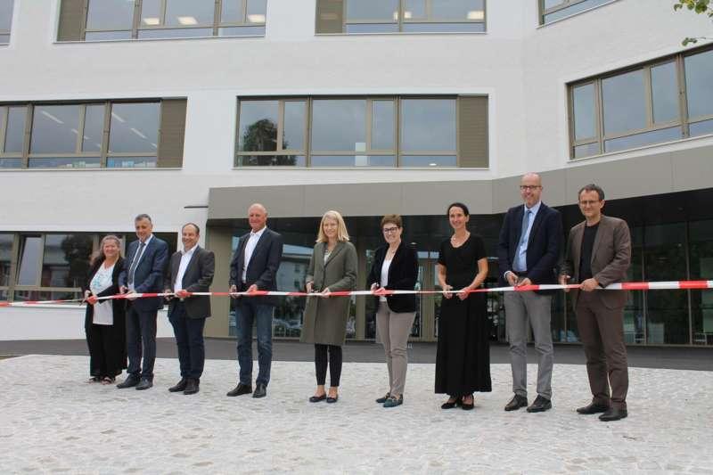 Bildungscampus in Vöcklabruck eröffnet - Bild 10