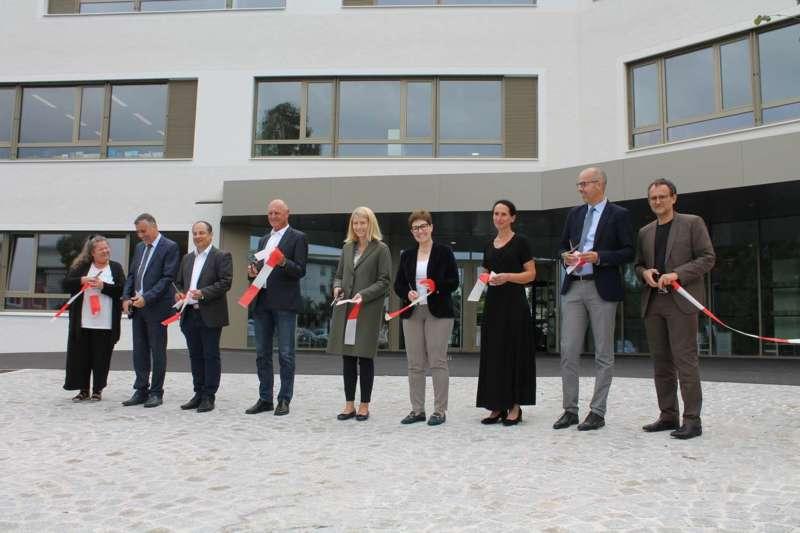 Bildungscampus in Vöcklabruck eröffnet - Bild 11