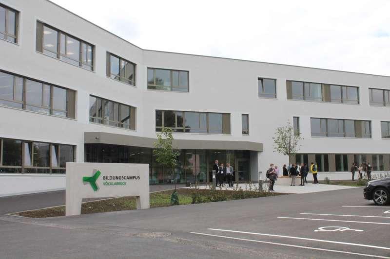 Bildungscampus in Vöcklabruck eröffnet - Bild 19