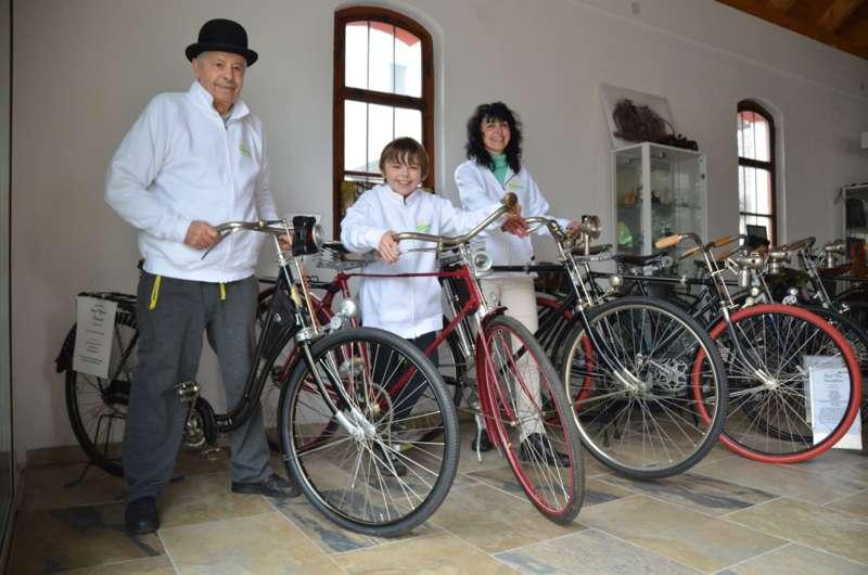 wer hat das erste fahrrad erfunden kinder