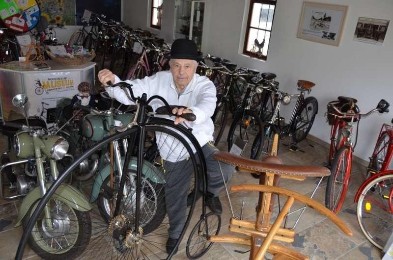 Drahteselmuseum: Das Fahrrad als Leidenschaft