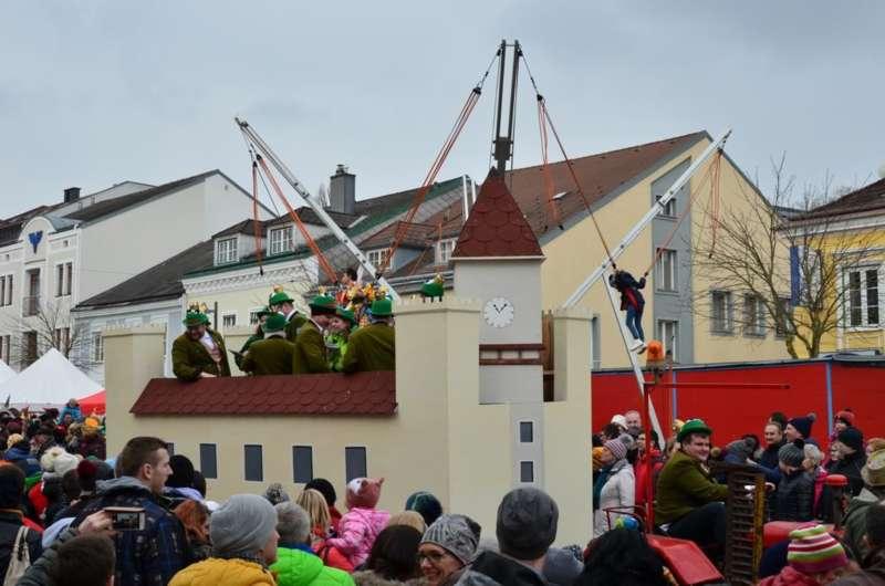 Faschingsdienstag in Amstetten - Bild 12