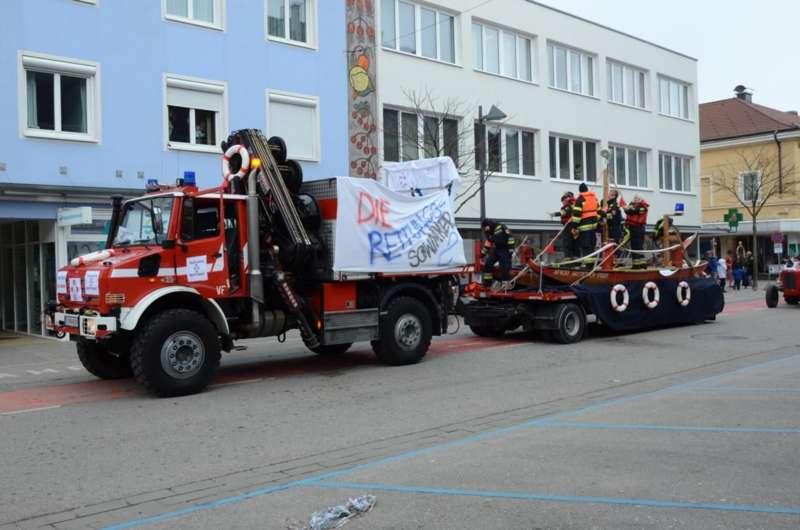 Faschingsdienstag in Amstetten - Bild 24