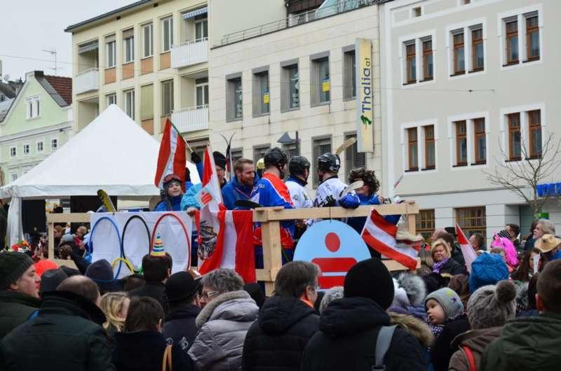 Faschingsdienstag in Amstetten - Bild 31