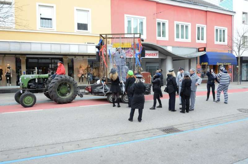 Faschingsdienstag in Amstetten - Bild 41