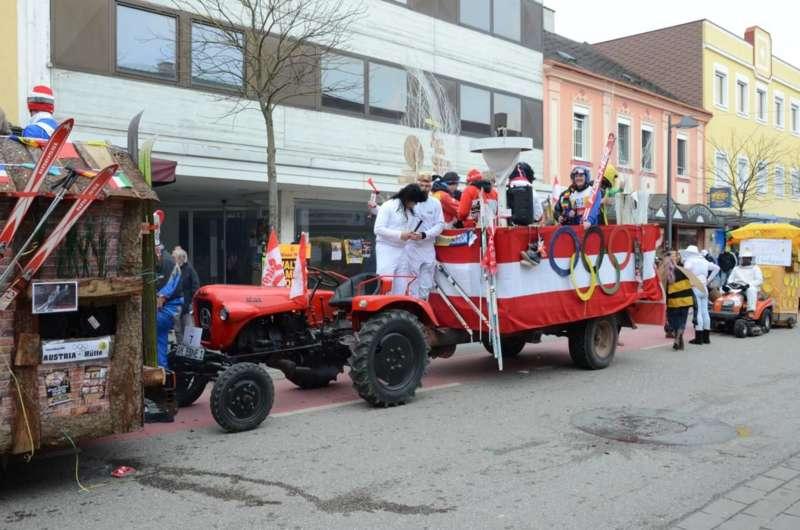 Faschingsdienstag in Amstetten - Bild 46