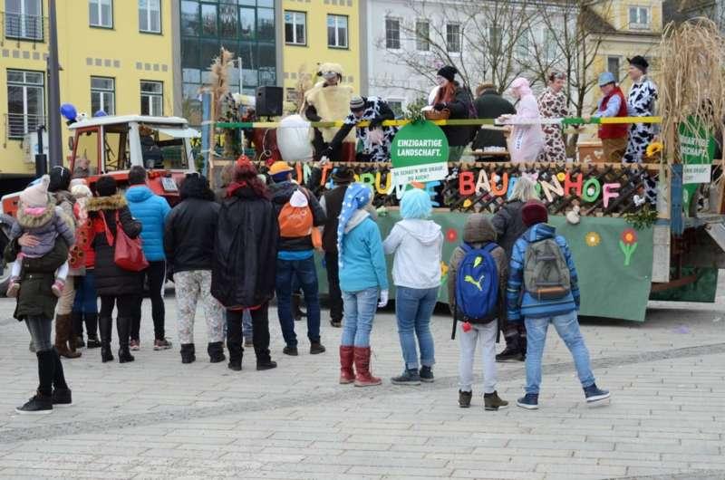 Faschingsdienstag in Amstetten - Bild 64