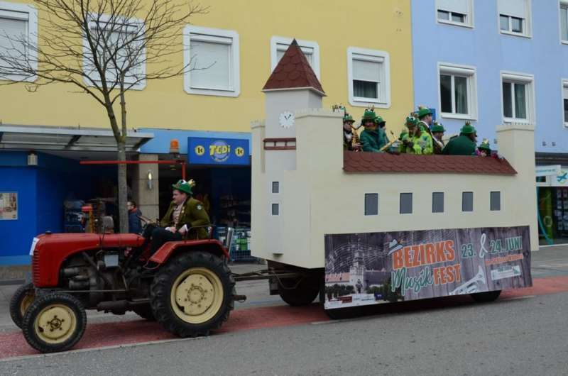 Faschingsdienstag in Amstetten - Bild 71