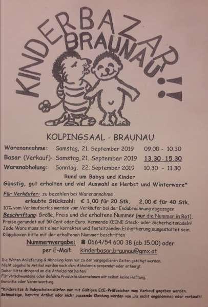 Kinderbasar Braunau - Bild 1