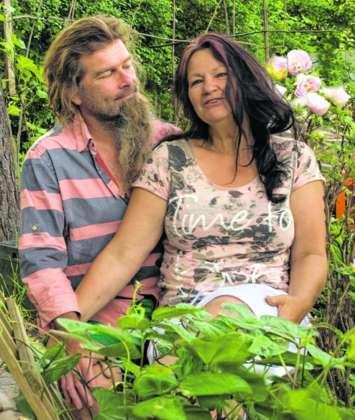 Sonja tobin und gerhard wiener leben ihren traum vom - Garten und leben ladbergen ...