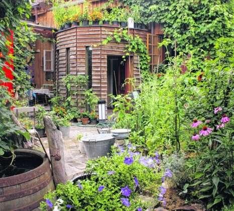 Sonja tobin und gerhard wiener leben ihren traum vom himmlischen garten - Garten und leben ladbergen ...