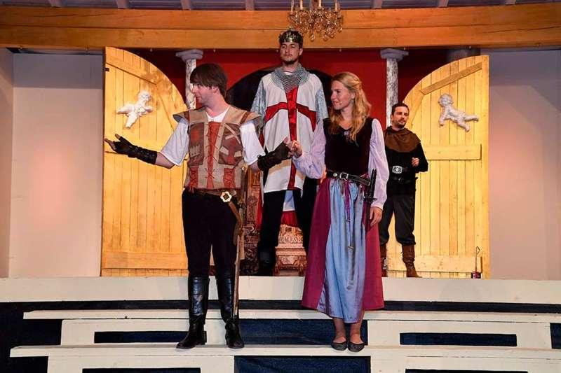 Theater am Fluss in Steyr - Premiere von Robin Hood 2019 - Bild 4