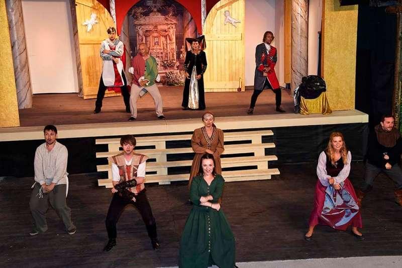 Theater am Fluss in Steyr - Premiere von Robin Hood 2019 - Bild 6