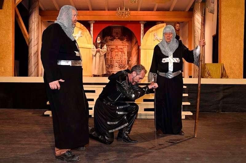 Theater am Fluss in Steyr - Premiere von Robin Hood 2019 - Bild 7