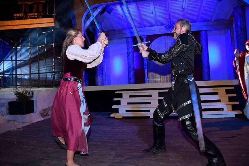 Theater am Fluss in Steyr - Premiere von Robin Hood 2019 - Bild 9