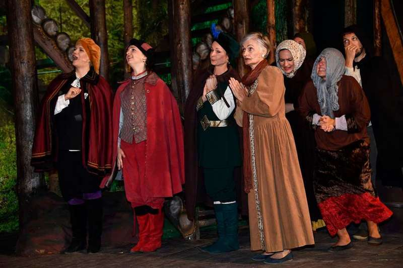 Theater am Fluss in Steyr - Premiere von Robin Hood 2019 - Bild 10