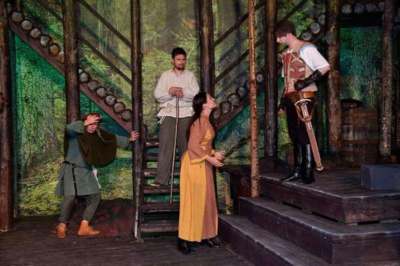 Theater am Fluss in Steyr - Premiere von Robin Hood 2019 - Bild 14