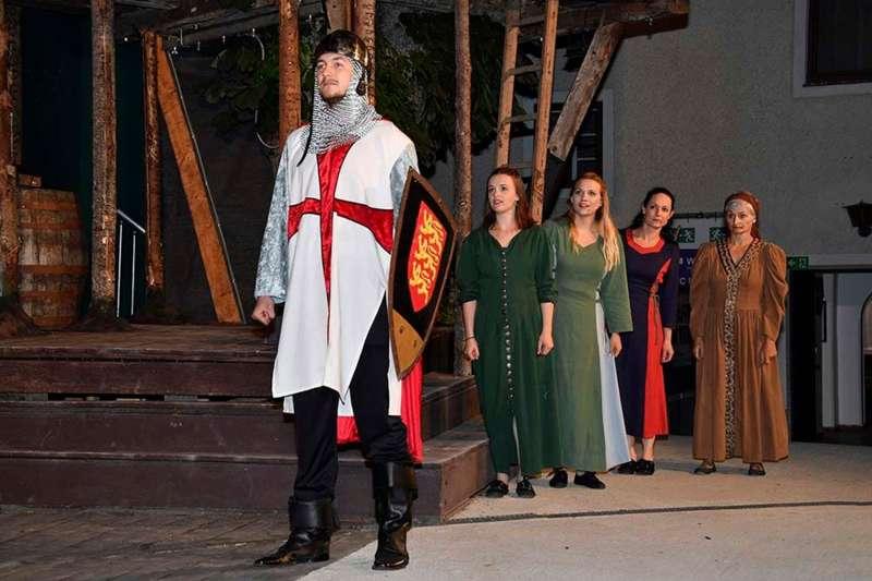 Theater am Fluss in Steyr - Premiere von Robin Hood 2019 - Bild 15